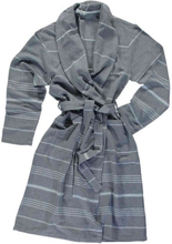 Hamam Badrock De La Mer Charcoal Grey (M - Medium)