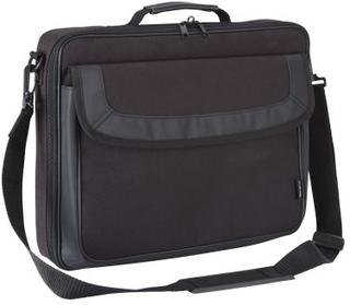 Datorväska, nylon svart för laptop 15,6
