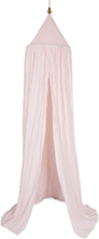 Filibabba sänghimmel - ljus rosa (250 cm)