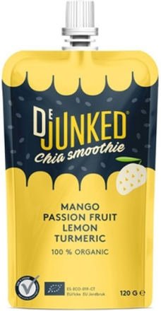 Dejunked Chia Smoothie Yellow 120 g