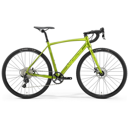 Merida Cyclo Cross 100 Unisex Hardtail MTB Grön L (56 CM)