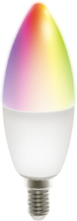 Deltaco Smart Home Led-lampa E14 Smart Bulb Rgb 5
