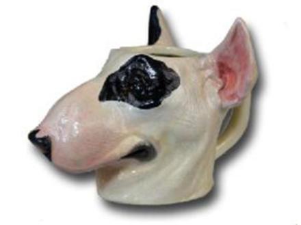 Hundmuggar Bullterrier