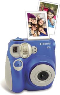 Polaroid 300 Blå