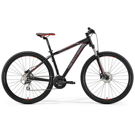 "Merida Big Nine 20 Unisex Hardtail MTB Svart 21"" (XL)"