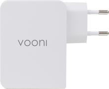 Vooni USB-laddare med 4 Portar