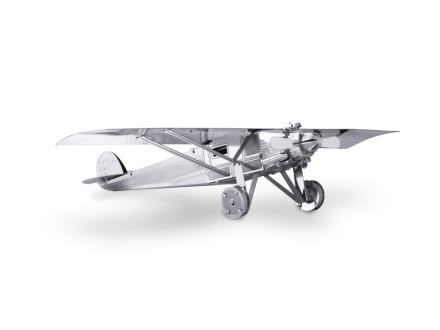 Kluriga metallmodeller - Spirit of St. Louis