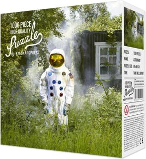 Space Garden Pussel