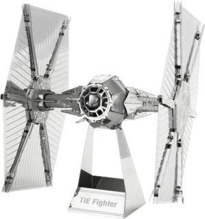 Star Wars Metallmodeller Tie Fighter