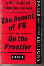 The ascent of F6 and on the frontier. Pocket.