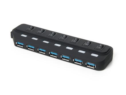 Vooni USB-hub 7 portar