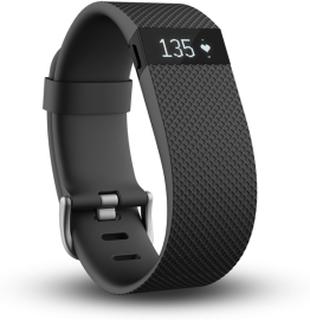 Fitbit Charge HR Svart XL