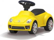 Push Car VW Beetle yellow