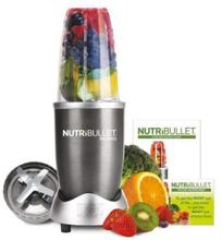 Nutribullet 600w Grey Blender - Grå