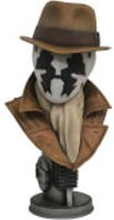 DC Comics Watchmen Legends in 3D Rorschach 1:2 Scale Bust - 25cm