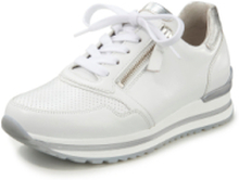 Sneakers dragkedja från Gabor Comfort vit