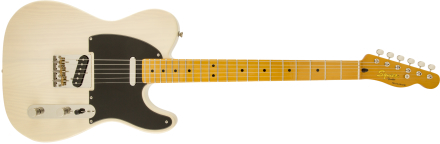 Squier By Fender - Classic Vibe 50's Telecaster - Electric Guitar (Vintage Blond)