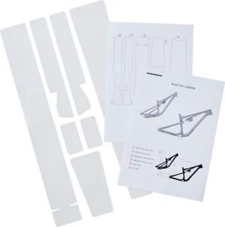 Nukeproof Reactor Carbon Frame Protection Kit - Stelbeskyttelse