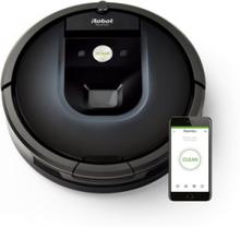 Irobot Roomba 981 Robotstøvsuger - Svart