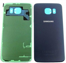 Samsung Galaxy S6 Bag Cover - Sort