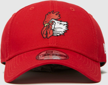 New Era Port City Roosters 9FORTY Cap, blå