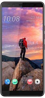 HTC U12+ Dual SIM - 64GB - Flamme Rød