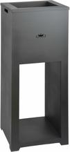 Esschert Design ildsted med brændestativ stål FF278