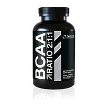 BCAA 120 kapselia