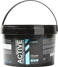Micro Whey Active 1 kg Mansikka