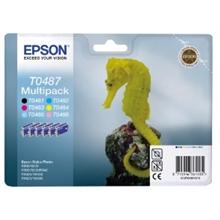 Epson T0487 Multipack - C13T04874010