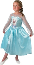 Elsa Frozen puku 7-8 vuotiaille