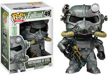 Fallout POP Figur Power Armor Brotherhood of Steel Bobblehead/Knocker