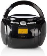 Portabel CD-spelare med Bluetooth