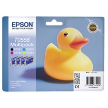 Epson T0556 C/M/Y/B - C13T05564010