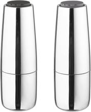 Salt- & Pepparkvarn, Polerad rostfritt stål, SALPI