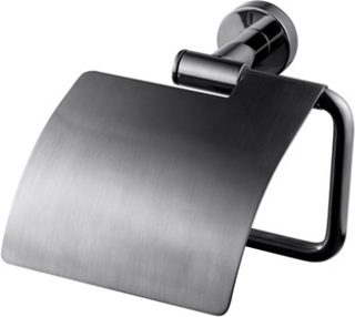 Tapwell TA236 Toalettpappershållarec Black Chrome