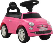 vidaXL legetøjsbil Fiat 500 lyserød