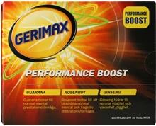 Gerimax Instant Energy 30 tablettia