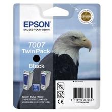 Epson T007 Black 2-p - C13T00740210