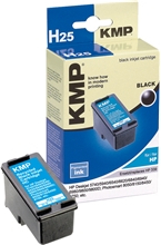 KMP H25 - HP 339 Black - 1023.4339