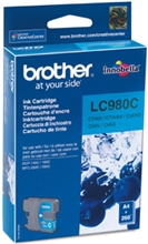 Brother LC980C Cyan - LC980C