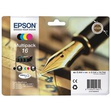 Epson 16 Multipack 4-colours - C13T16264012