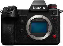 Panasonic Lumix DC-S1H Spiegellose Digitalkamera (Gehäuse)