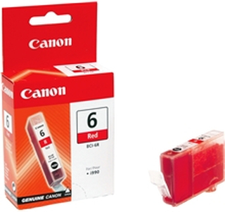 Canon BCI-6R Red - 8891A002