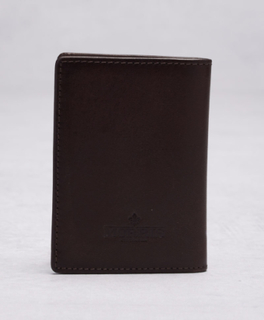 Morris Business Cardholder 0004 Dark Brown
