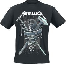 Metallica - History -T-skjorte - svart