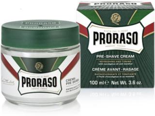 Pre-Shaving Cream Ecualyptus & Menthol
