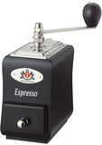 Zassenhaus Santiago Espressokvarn svart
