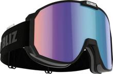 Bliz Split +lens Laskettelulasit MATT BLACK
