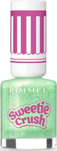 Rimmel Sweetie Crush Nail Polish 010 Fizzy Applelicious 8 ml